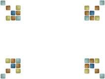 Mosaico background-3 Imagens de Stock