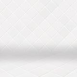 Mosaico beige moderno con i piccoli diamanti Fotografie Stock