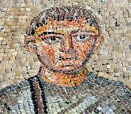 Mosaico bizantino Foto de archivo libre de regalías