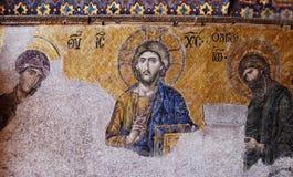 Mosaico bizantino imagem de stock royalty free