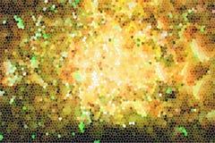 Mosaico camuflar Imagens de Stock