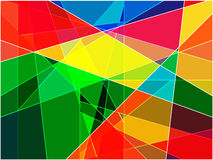 Mosaico colorato estratto Fotografie Stock Libere da Diritti