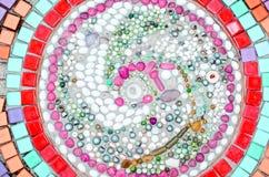 Mosaico colorido Imagenes de archivo