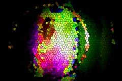 Mosaico colorido #2 Fotografia de Stock Royalty Free