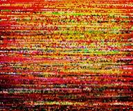 Mosaico colorido abstrato Fotos de Stock Royalty Free