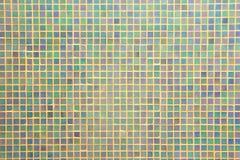 Mosaico colorido abstrato Imagens de Stock