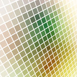 Mosaico colorido sujo abstrato Fotos de Stock
