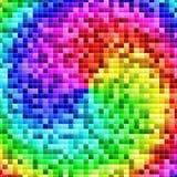 Mosaico da cor Ilustração Stock