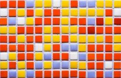Mosaico da cor Imagem de Stock Royalty Free