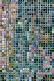 Mosaico da parede da telha Foto de Stock Royalty Free