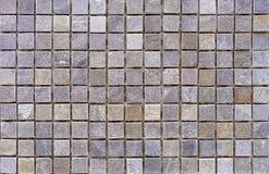 Mosaico da telha cer?mica Mosaico da telha do fundo e da textura Mosaico da telha no interior do banheiro ou da cozinha imagem de stock
