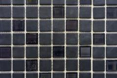Mosaico da telha cer?mica Mosaico da telha do fundo e da textura Mosaico da telha no interior do banheiro ou da cozinha foto de stock