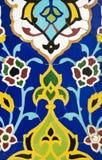 Mosaico das flores Foto de Stock