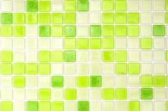Mosaico de azulejos Imagenes de archivo
