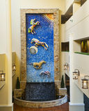 Mosaico de caballos en Lexington Kentucky Fotografía de archivo libre de regalías