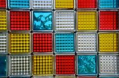 Mosaico de Colorfull Fotografía de archivo