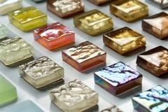 Mosaico de cristal Fotografía de archivo libre de regalías