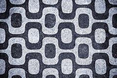 Mosaico de Ipanema Imagem de Stock