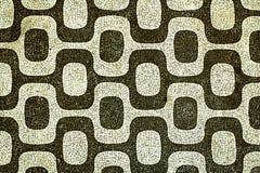 Mosaico de Ipanema Imagens de Stock Royalty Free