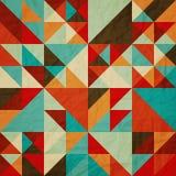 Mosaico de papel ilustración del vector