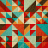 Mosaico de papel Fotos de Stock
