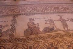 Mosaico de Paphos Foto de Stock Royalty Free