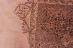 Mosaico de Paphos Fotos de Stock