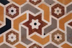 Mosaico de pedra Fotografia de Stock Royalty Free