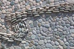 Mosaico de piedra Fotografía de archivo