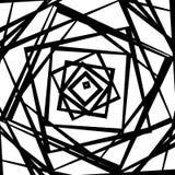 Mosaico de quadrados irregulares, aleatórios caóticos Backgrou repetível Fotografia de Stock Royalty Free