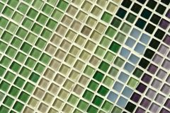 Mosaico de vidro foto de stock royalty free