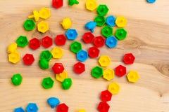 Mosaico dei bambini Immagini Stock