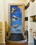 Mosaico dei cavalli a Lexington Kentucky Fotografia Stock Libera da Diritti