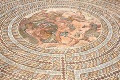 Mosaico del griego clásico Fotos de archivo