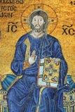 Mosaico del Jesucristo Fotografía de archivo