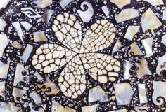 Mosaico del nácar Imagenes de archivo
