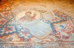 Mosaico del pavimento Fotografia Stock