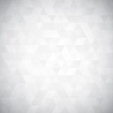Mosaico del pixel del triángulo de Digitaces Imagen de archivo libre de regalías