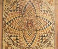 Mosaico del suelo. Foto de archivo