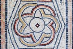 Mosaico dell'oggetto d'antiquariato Fotografia Stock Libera da Diritti