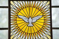 Mosaico della chiesa Fotografie Stock