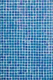 Mosaico della piscina Fotografie Stock