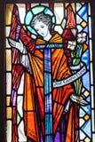 Mosaico della st Maria Immagine Stock