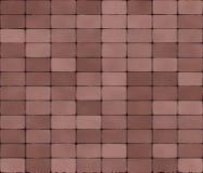 Mosaico di beige delle piastrelle di ceramica Fotografia Stock