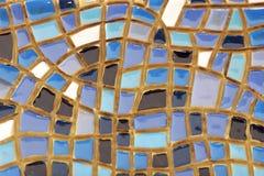 Mosaico di colore Fotografia Stock