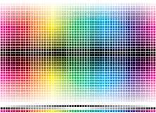 Mosaico di colore Immagini Stock Libere da Diritti