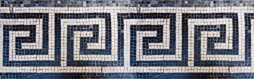 Mosaico di marmo Fotografie Stock