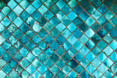 Mosaico di vetro Immagine Stock