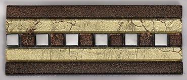 Mosaico di vetro Immagini Stock