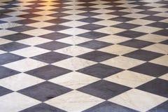 Mosaico do assoalho Foto de Stock